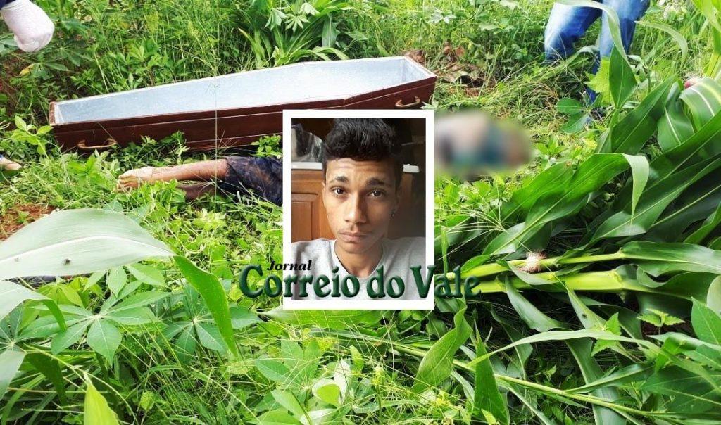 Jovem é degolado e corpo encontrado em plantação na área urbana de Alvorada