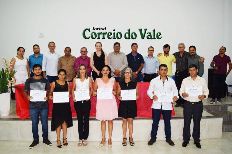 Novos conselheiros tutelares de São Francisco do Guaporé tomam posse.